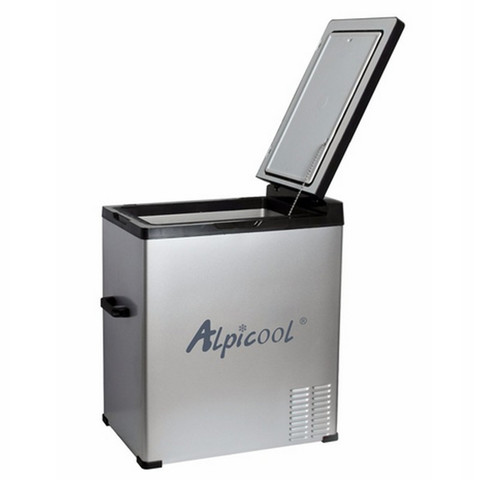 Компрессорный автохолодильник Alpicool C75 (12V/24V/220V, 75л)