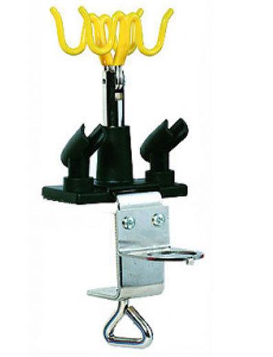 Подставки, держатели для краскопульта Подставка для 4х аэрографов металлическая струбцина (JAS) import_files_10_10d864466ca411dfad8c001fd01e5b16_46c8d305225011e1a568002643f9dbb0.jpeg