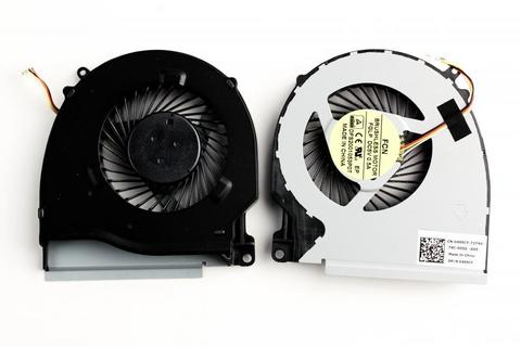 Кулер для ноутбука Dell 15-7559 PN AB08505HX090B00 0OAM9, 04X5CY, AB09005HX090B00 O0CWA
