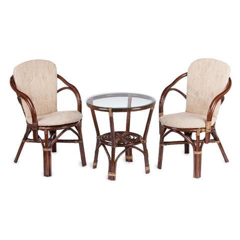 Комплект кофейный PATIO (стол+2 кресла), 02/13 Б