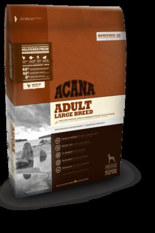 Acana Large Breed для взрослых собак крупных пород