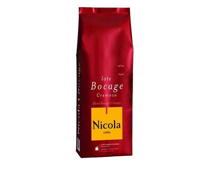 Кофе в зернах Nicola Bocage, 1 кг