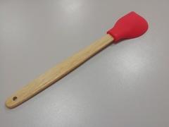 Лопатка силиконовая универсальная l=31 см, 9*6 см