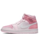 Кроссовки Nike Air Jordan 1 Retro Low Digital Pink