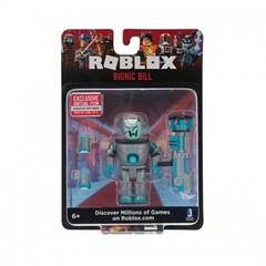 Игровая коллекционная фигурка Jazwares Roblox Core Figures Bionic Bill W6