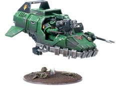 Space Marine Land Speeder. Торнадо