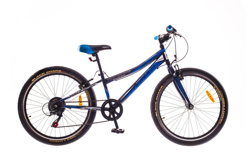 Гірський універсальний підлітковий велосипед Formula Compass 2016 (Формула Компас) - синій