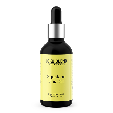 Олія косметична Squalane Chia Oil Joko Blend 30 мл (1)