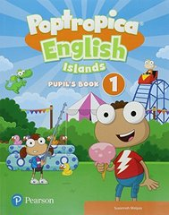 Poptropica English Islands 1 Pupil's Book with Online Access Code