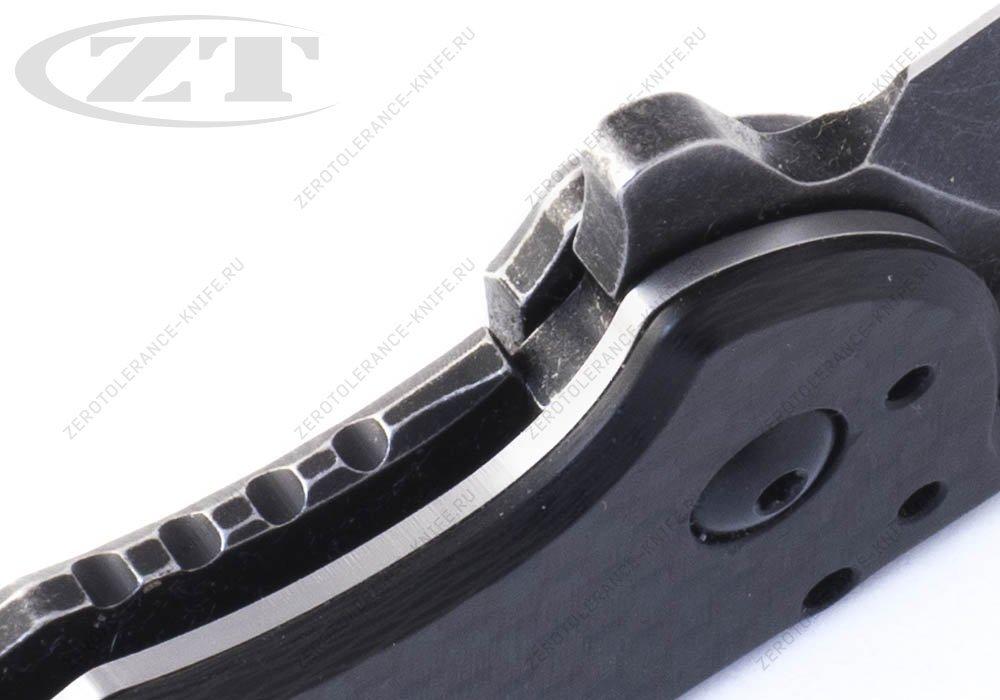 Нож ZERO TOLERANCE 0566BWCF Hinderer - фотография