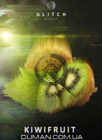 Табак Glitch Kiwifruit (Глитч Киви)