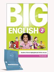 Big English 2 Student eText & MyEnglishLab Online Access :(720)