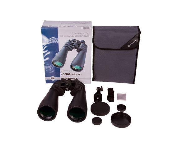 Комплект поставки Bresser Spezial Zoomar 12 36 70