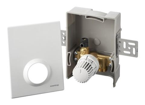 Терморегулятор Oventrop Unibox Т арт. 1022636 (57 mm) с термостатом