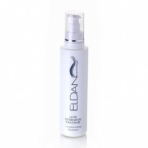 Eldan Moisturizing cleanser, Очищающее увлажняющее молочко, 250 мл.