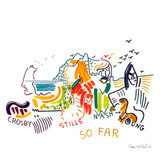 Crosby, Stills, Nash & Young / So Far (LP)