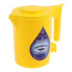 Чайник Капелька, 0,5л., 600Вт, желтый