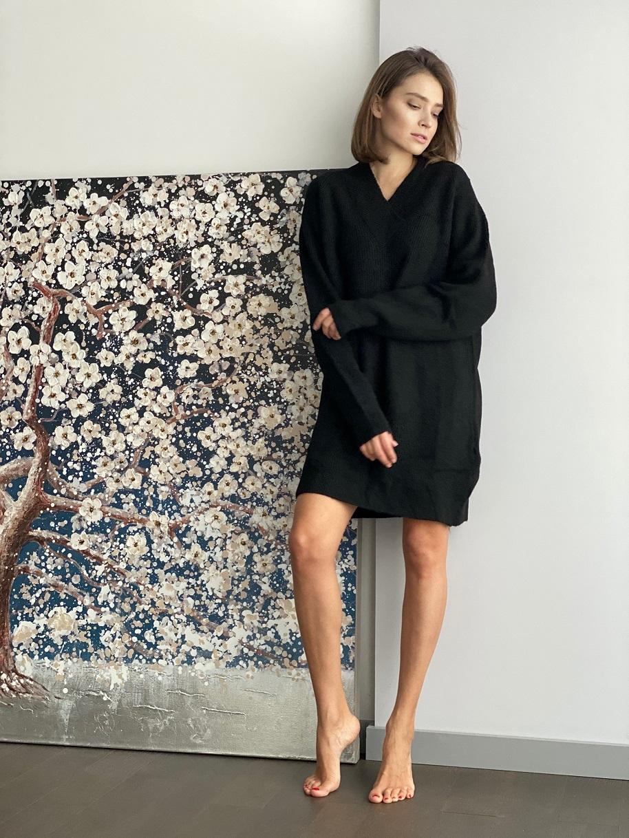 Платье, UNO, Nonstop (черный)