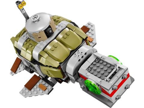 LEGO Ninja Turtles: Погоня черепашек под водой в море 79121 — Teenage Mutant Ninja Turtles: Turtle Sub Undersea Chase — Лего Черепашки-ниндзя мутанты