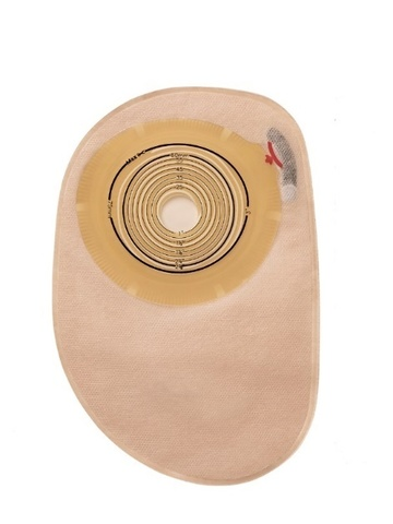 Однокомпонентный  недренируемый калоприемник Alterna ® Free нового поколения 13533
