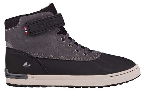Ботинки Viking Molde Mid Black/Charcoal