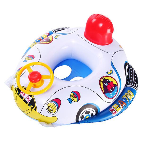 Товары для детей Надувной круг-ходунок «Гоночная машина» car-krug.jpg