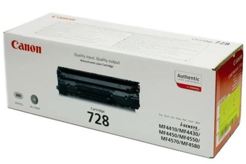 Картридж Canon Cartridge 728 3500B010 черный