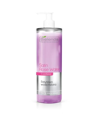 CLEANSING Сатиновая розовая жидкость