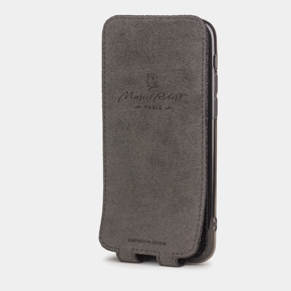 Case for iPhone 11 Pro Max - lizard black