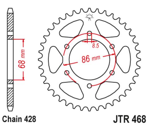 JTR468