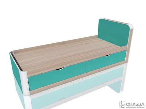 Кровать НМ 014.38 Артек*