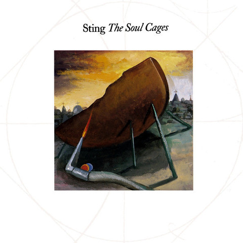 Sting / The Soul Cages (CD)