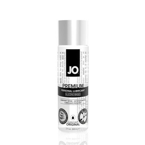 JO Premium, 60 ml Классический лубрикант на силиконовой основе