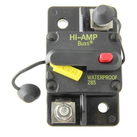 Предохранитель автоматический Bussmann CB285-80, 80 А