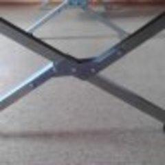 Раскладушка туристическая - походная кровать Сибтермо складная 175*75 см