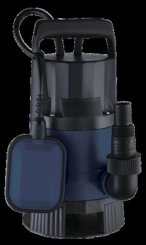 Дренажные насосы для грязной воды DW 400