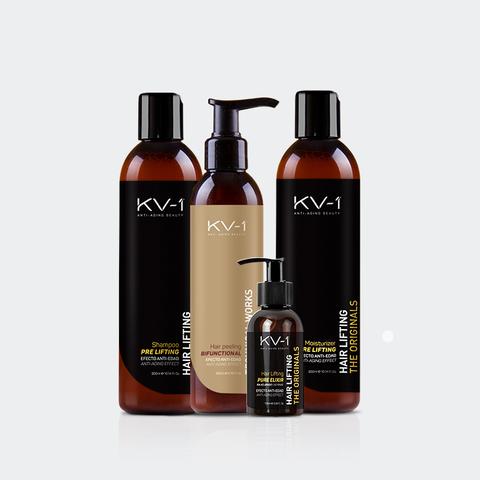 Набор SPA для волос KV-1