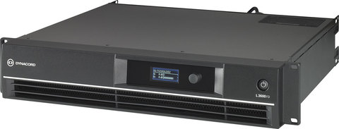 Dynacord L3600FD цифровой усилитель мощности