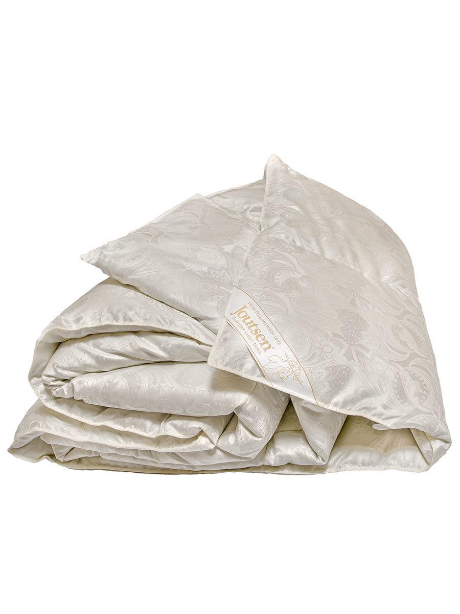 Joutsen гагачье одеяло Royal 150x210 400 гр средне-теплое шелк