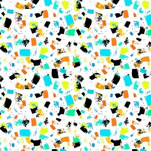 Разноцветные пятнышки