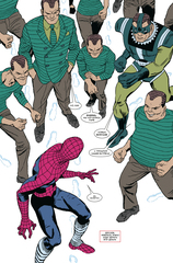Удивительный Человек-паук. Вызов. Том 1
