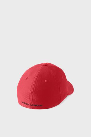 Детская красная кепка Under Armour