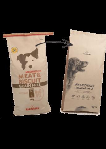 купить Magnusson Grain Free (Meat&Biscuit) Грэйн Фри