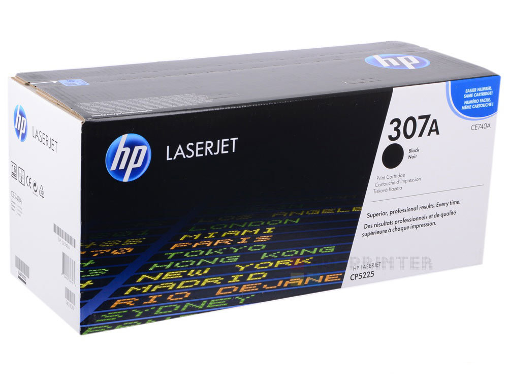 HP CE740A
