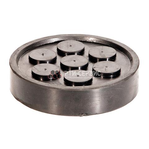 Резиновая накладка (РТИ-СЕРВИС 1007) для подъемников ЗАО