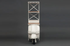 Этажерка-бар Secret De Maison Скутер (SCOOTER) ( mod. M-11252 ) — белый