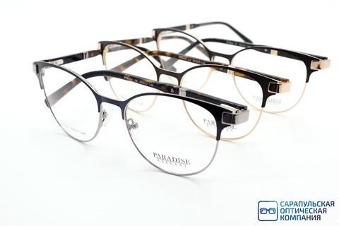 Оправа для очков PARADISE ELEGANT P76534  металл