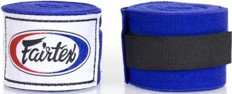 Бинты Fairtex Handwrap HW2 Blue 4.5м