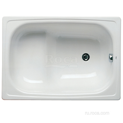Banaseo CONTESA эмал сид ванна из стали Roca 213100001 фото