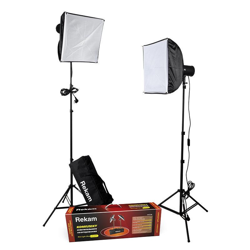 Rekam Mini-Light Ultra M-250 SB Kit